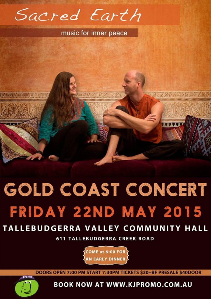 Sacred Earth Gold Coast 2015